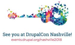 DrupalCon 2018 Nashville
