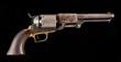 Colt Whitneyville Hartford Transitional Walker Model Dragoon Revolver, estimated at $20,000-40,000.