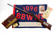 Winchester 1885 Low Wall and Archive Attributed to Pawnee Bill's Wife, May Lille, estimated at $25,000-30,000.