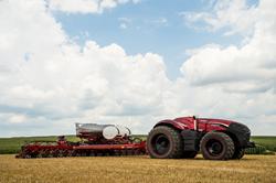 Autonomous Tractor Concept