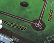 Missouri Tigers Renovate Taylor with New Turf