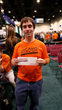 Nathan Demers of Perkins Quality Construction in Middleboro, MA, won 4th place and $500 prize.