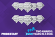 PrideStaff Named 5-Time Winner of Inavero's Best of Staffing® Client and Talent Diamond Awards