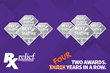 Rx relief® Named 4-Time Winner of Inavero's Best of Staffing® Client and Talent Diamond Awards