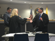 Englewood, NJ Family law attorney is sworn in as Waldwick Municipal Judge
