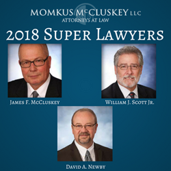 Lisle, IL Firm Momkus McCluskey LLC listed as 2018 Super Lawyers
