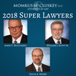 Three Momkus McCluskey LLC Attorneys Named to Illinois Super Lawyers List