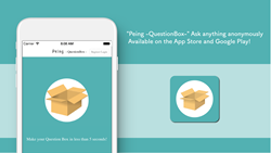 "Peing -QuestionBox-"" - a popular ""Ask Anonymous Questions"" service"