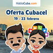Loading: New Cubacel promo - February 19 - 23, on HablaCuba.com