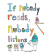 "Kevin Hewitt's New Book ""If Nobody Reads Nobody Listens"" is a Fun Way of Teaching Children New Vocabularies and Pronunciations"