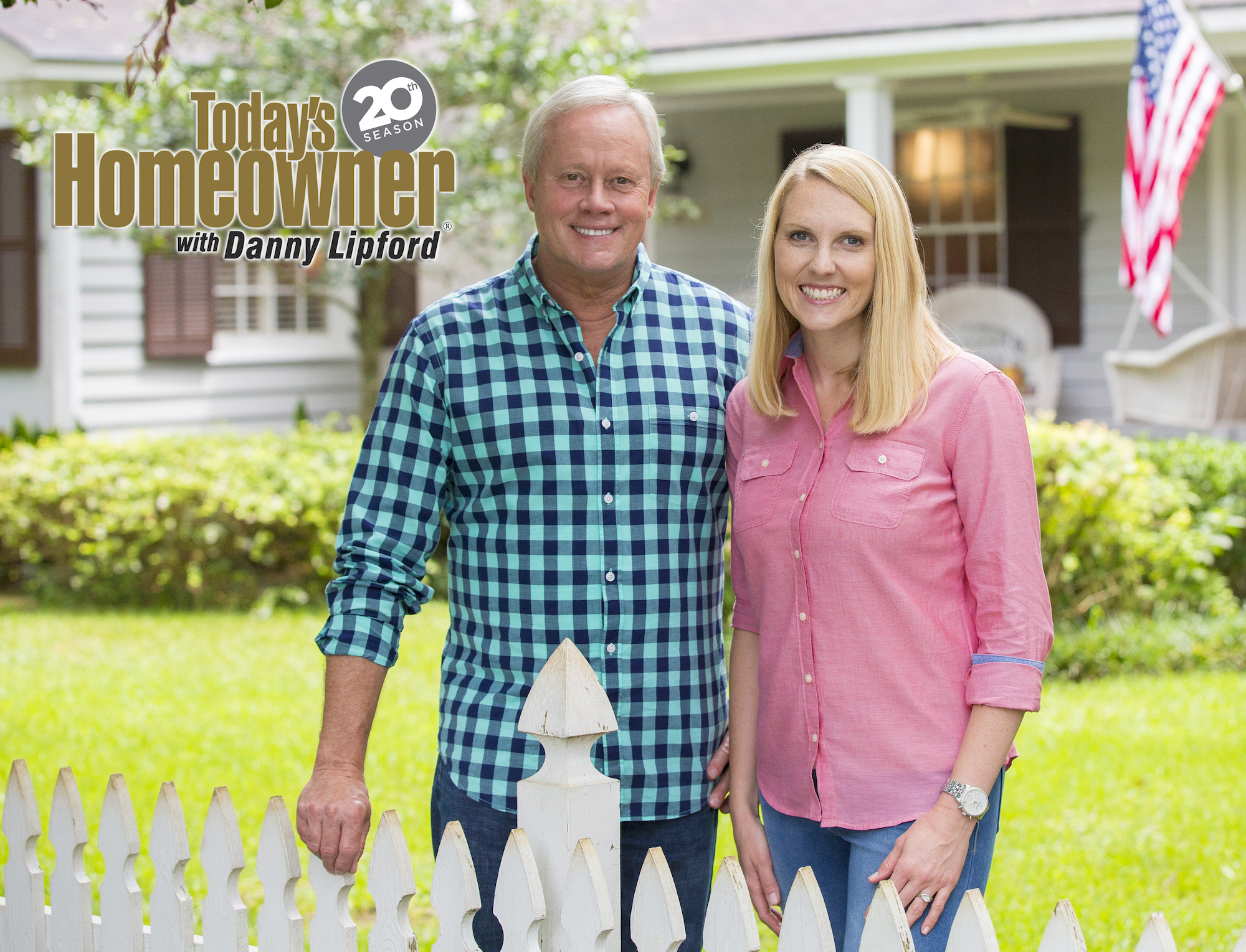 Host of Today's Homeowner TV, Danny Lipford, Visits the ...