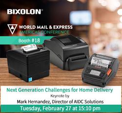 BIXOLON at WMX 2018