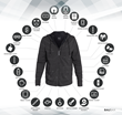 A Travel Jacket James Bond would Love and Inspector Gadget would be Proud of, BauBax 2.0 with 25 Features Goes Viral on Kickstarter