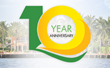 Palm Air AC Celebrates 10 Years in Business With the Launch of a New Website