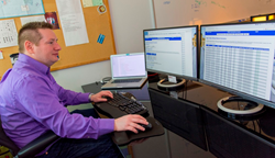 Craig Shue received a CAREER Award from the National Science Foundation to support research aimed at developing a uniquely effective solution to the challenge of securing the nation's 54 million home computer networks.