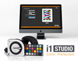 "X-Rite Announces New Update to i1Studio, the Start-to-Finish Color Management Solution: New ""Data Save"" Workflow Adds Efficiency and Flexibility"