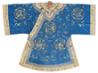 Silk Embroidered Robe realized $7,260.