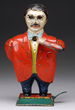 "Cast Iron Toy ""The Yankee Schoolmaster"" Or ""Educational Toy"" realized $25,410."