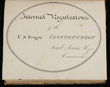 Manuscript Rules and Regulations Of USS Congress And USS Constitution, 1817-21 realized $62,920.