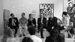 Panel Discussion at the 2017 Mind the Gap Event