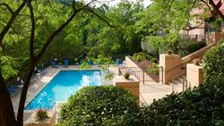 Marriott St. Louis West Pool