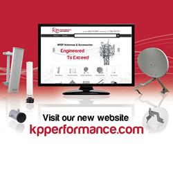 KP Performance Antennas New E-Commerce Website
