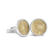 Dune Jewelry Hamptons Collection - Rope Cufflinks.
