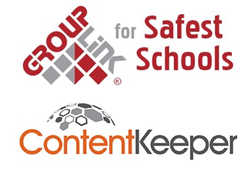 GroupLink for SafestSchools ContentKeeper logos