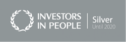 Investors in People Accreditation award