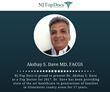 Dr. Akshay S. Dave Named NJ Top Doctor