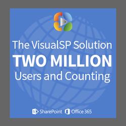 VisualSP Help System | 2 Million Users