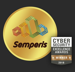Semperis 2018 Cybersecurity Excellence Awards
