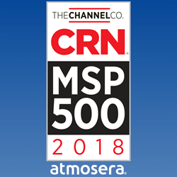 Atmosera is a leading MSP featured on the Managed Security 100 list