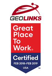 GeoLinks Named Great Place to Work