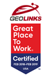 GeoLinks Recognized Globally as a Great Workplace