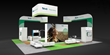 Newly branded Teva exhibition booth