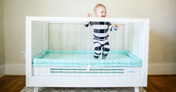 SIDS tips and prevention - safest best baby crib mattress