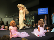 A live runway fashion show is the exciting finale at the Opening Preview Party each year at the Western Design Exhibit & Sale, a signature event of the Fall Arts Festival in Jackson Hole, Wyoming.