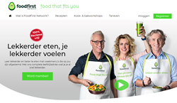 FoodFirstNetwork: the digital platform that provides customized diets