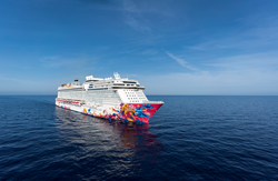 The Genting Dream and The World Dream from Dream Cruises now offer Saltability Himalayan salt stone massage. The ships, which sail around Asia, boast 18 decks and 3376 double bed capacity.