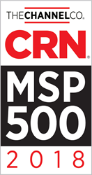 Loffler Companies Named to CRN's MSP 500 Elite 150 list for Excellence in Managed IT Services