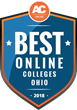 Best online colleges in Ohio for 2018