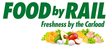 Food By Rail Logo