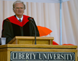 Liberty University remembers Billy Graham, a faithful servant and dear friend