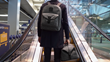 Breeze through the airport with Duffle Backpack Sport