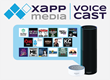 XAPPmedia Launches Voice Cast™ for Podcasts Enabling Podcasters to Get on Amazon Alexa in 5 Minutes