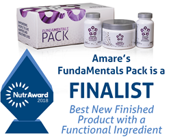 The FundaMentals Pack 2018 NutrAward Finalist