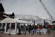 Over 70 community members celebrated the start of the construction on One Snowmass – the latest project underway now at Snowmass Base Village.