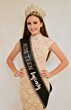 MARISSA GOVIC Crowned Miss Teen Infinity International 2018