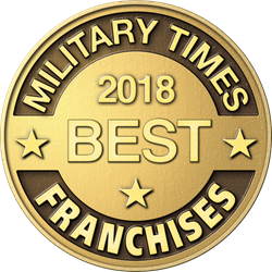 ASP ranked #6 in Military Times